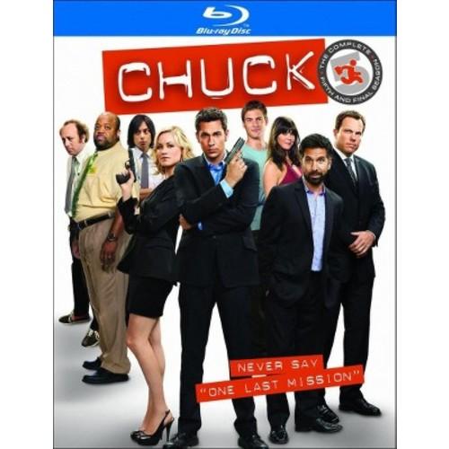 Chuck: The Complete Fifth Season (Blu-ray Disc)