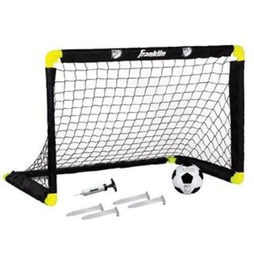 Franklin Sports 64019 Sports MLS Insta-Set Soccer Set