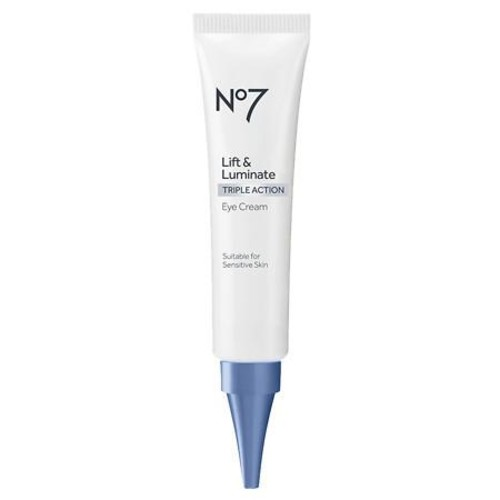 No7 Lift and Luminate Triple Action Eye Cream