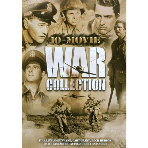 War Collection: 10 Movies! [3 Discs] [DVD]
