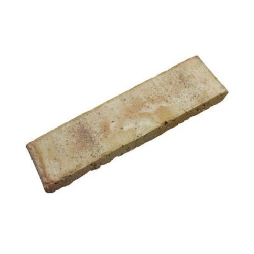 Mill Brick Pony Express 7.625 in. x 2.25 in. x 0.5 in. Genuine Clay Thin Brick Sample (3-Piece)