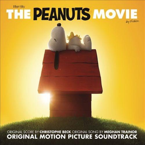 The Peanuts Movie [Original Motion Picture Soundtrack] [CD]