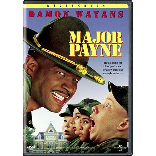 UNIVERSAL STUDIOS HOME ENTERT. Major Payne