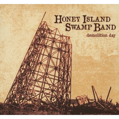 Demolition Day [CD]