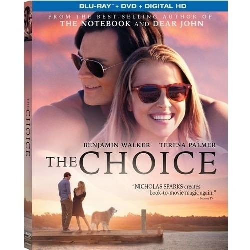 Lionsgate Home Entertainment The Choice (Blu-ray)