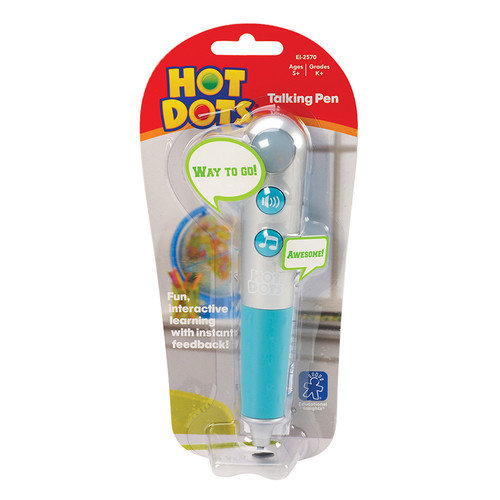 Learning Resources Talking Hot Dots Pen