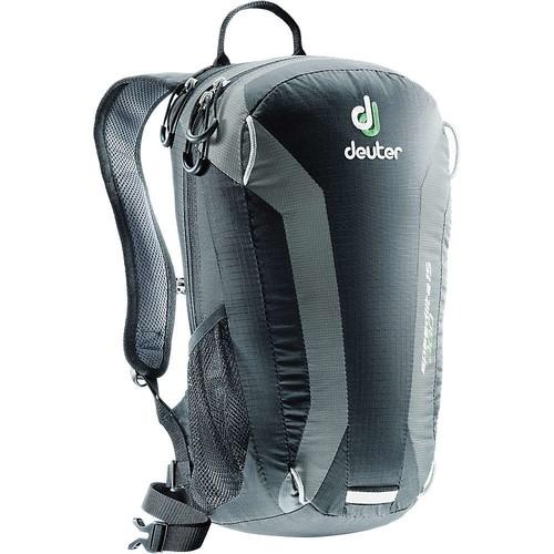 Deuter Speed Lite 15 Backpack (Black/Granite)