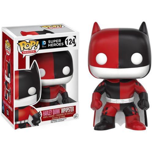 POP Heroes - ImPOPster - Batman/Harley