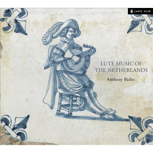 Lute Music of the Netherlands [CD]