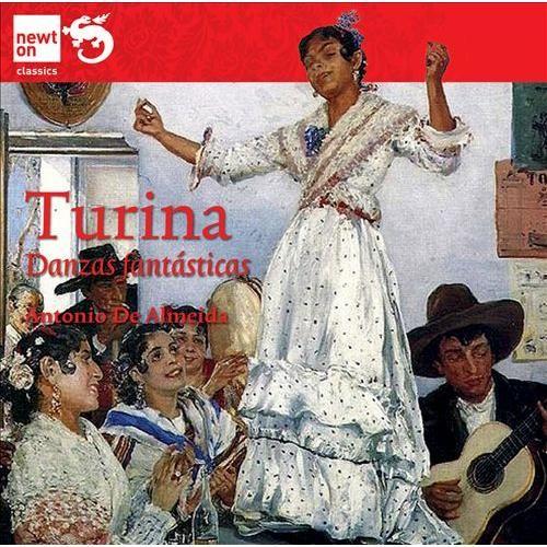 Danzas Fantasticas-CD