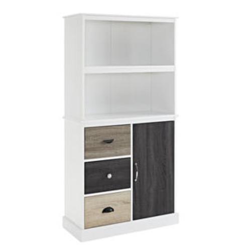Altra Furniture Mercer Storage Bookcase