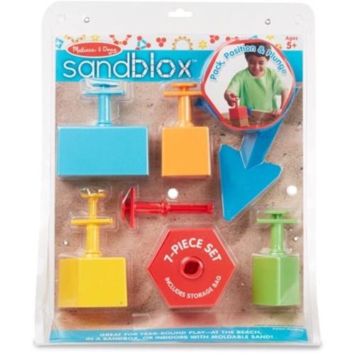 Melissa & Doug Sandblox - Multicolored