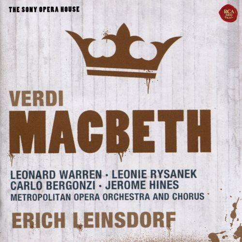 Macbeth Sony Opera House