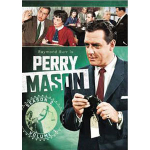 Perry Mason: Season 2, Vol. 1 [4 Discs]