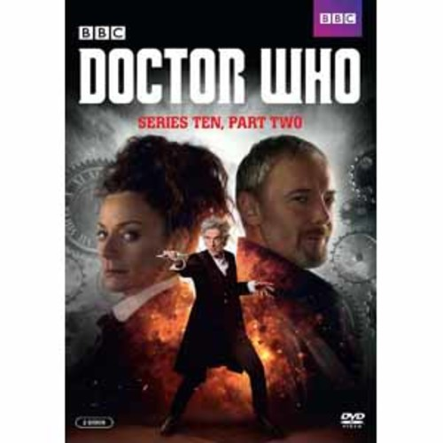 Doctor Who: Series Ten Part Two [DVD]