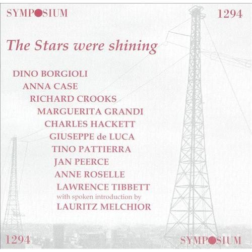 The Stars Were Shining [CD]