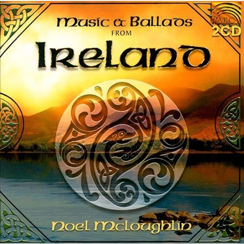 Music & Ballads From Ireland CD (2001)