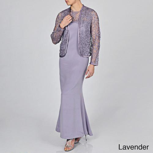 Soulmates Women's Hand-crochet Jacket Dress [option : Champagne-S]