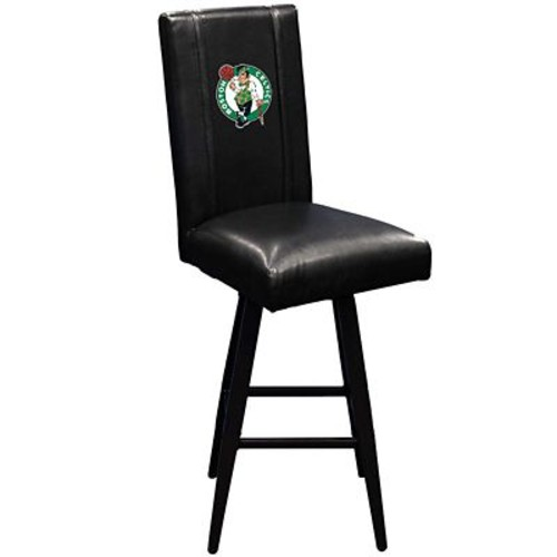 Dreamseat Swivel Bar Stool; Boston Celtics