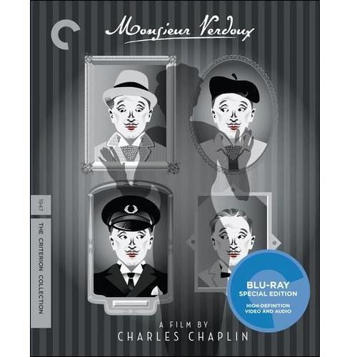 Monsieur Verdous (Blu-ray) (Criterion Collection)