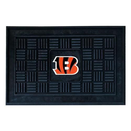 FANMATS NFL Cincinnati Bengals Vinyl Door Mat [Cincinnati Bengals]
