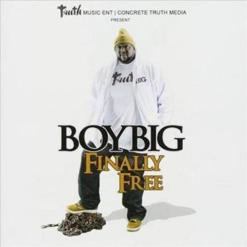 Boy Big - Finally Free (CD)