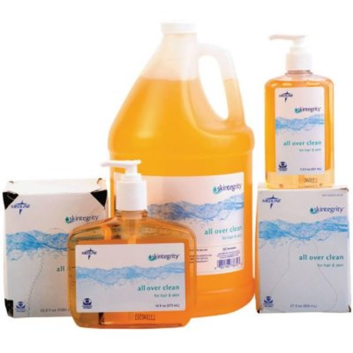 Skintegrity Shampoo and Body Washes, 33 4/5 oz, 12/Pack, Bag/Cartridge