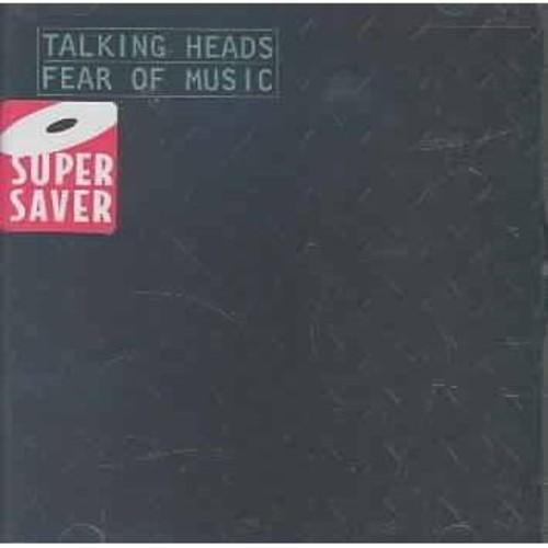 Talking heads - Fear of music (CD)