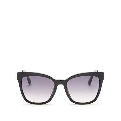 JIMMY CHOO Junia Oversized Square Sunglasses, 55Mm