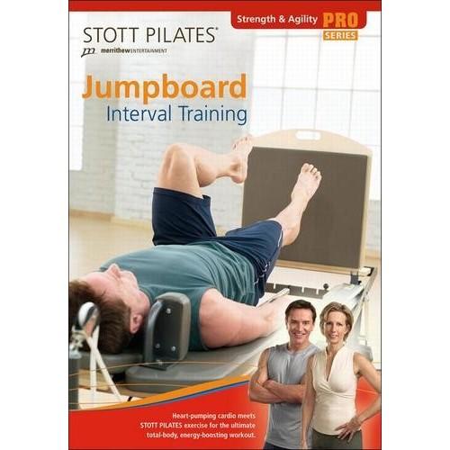 Stott Pilates: Jumpboard Interval Training [DVD] [2007]