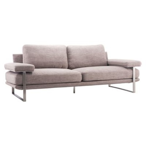 Zuo Modern Jonkoping Sofa Wheat (WC900626)