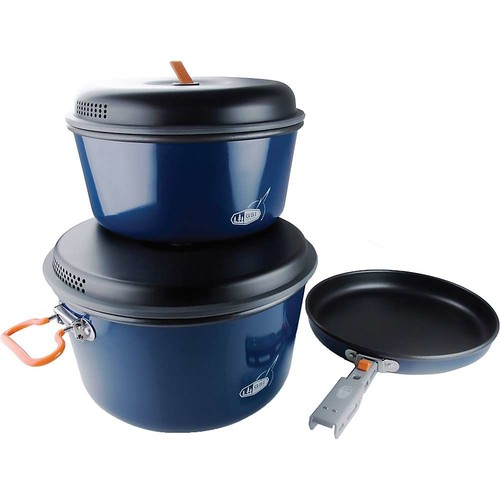 GSI Outdoors Bugaboo Base Camper Cookset - Small'