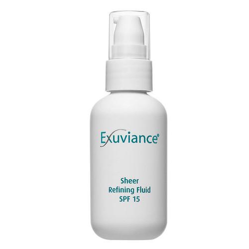 Exuviance Sheer Refining Fluid SPF 35