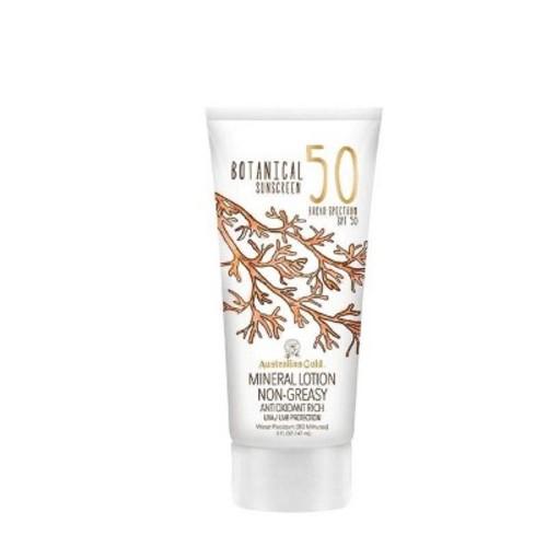 Australian Gold Botanical Mineral Sunscreen Lotion - SPF50 - 5oz