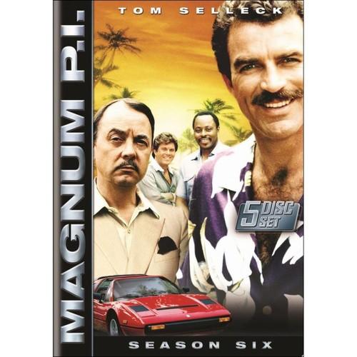Magnum P.I.: Season Six [5 Discs] [DVD]