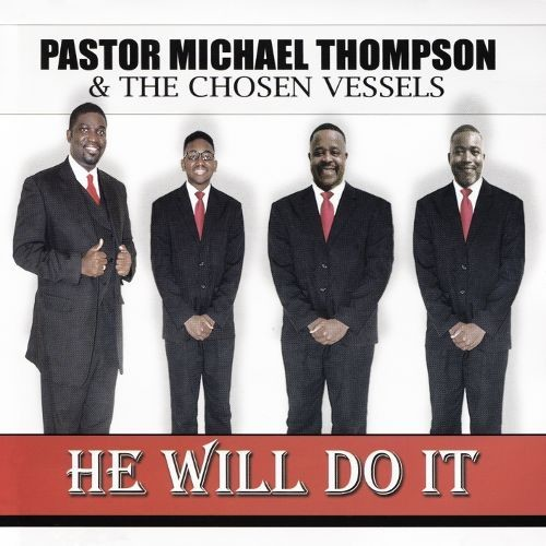 He Will Do It [CD]
