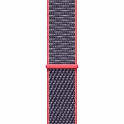 Apple Sport Loop Band for 42mm Watch - Electric Pink
