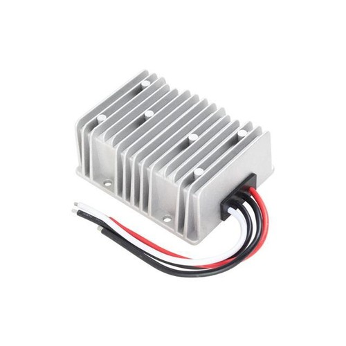 Unique Bargains Voltage Converter Regulator DC/DC DC 12V to DC 19V 20A 380W Power Boost