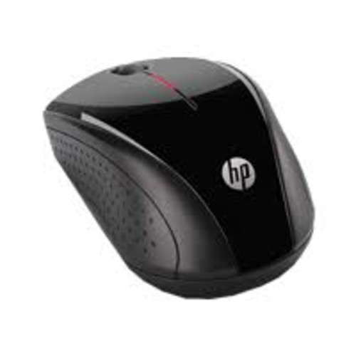 HP X3000 Wireless Mouse - 3-btn Mouse - Wireless - 2.4 GHz