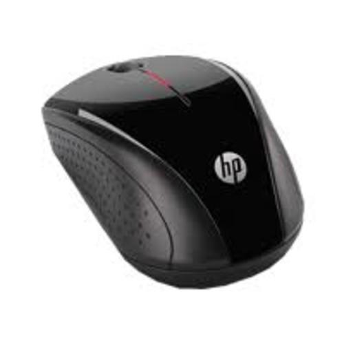 HP Inc. X3000 Wireless Mouse - Black / Metallic Gray (H2C22AA#ABL)
