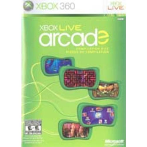 Arcade Compilation Disc
