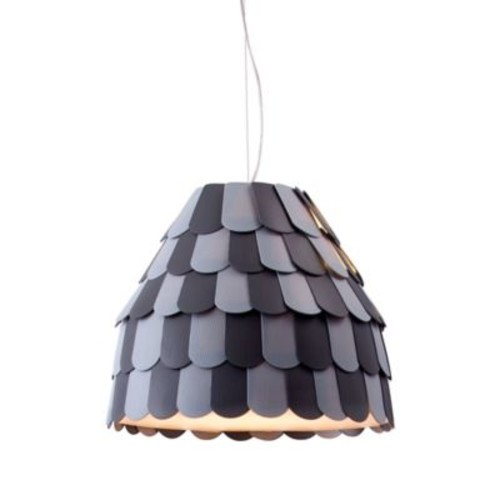 Zuo Pure Mesocyclone Ceiling Lamp