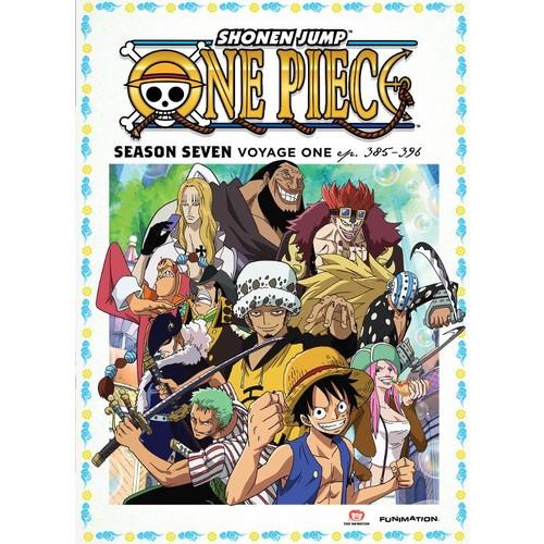 One Piece: Season Seven - Voyage One [2 Discs] [DVD]