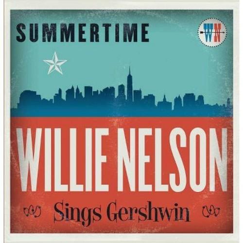 Willie nelson - Summertime:Willie nelson sings gershw (Vinyl)