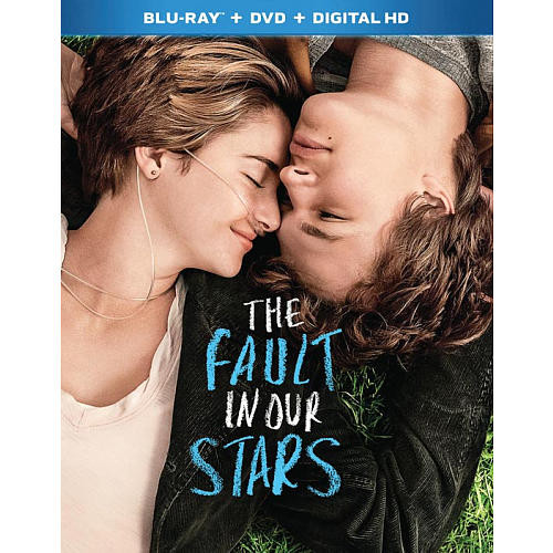 The Fault in our Stars Blu-Ray Combo Pack (Blu-Ray/DVD/Digital HD)