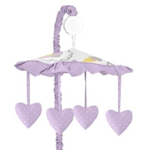 Sweet Jojo Designs Suzanna Musical Crib Mobile