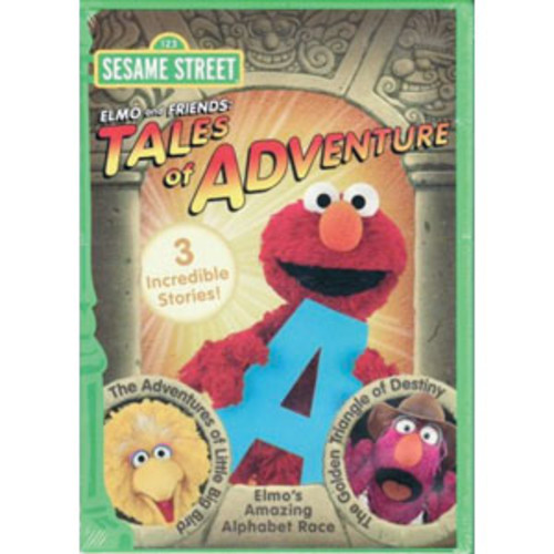 Sesame Street: Elmo & Friends - Tales of Adventure DD2