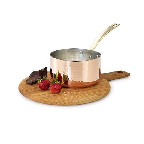 Kuprum 1.2 Qt. Copper Sauce Pot