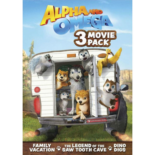Alpha and Omega: 3-Movie Pack