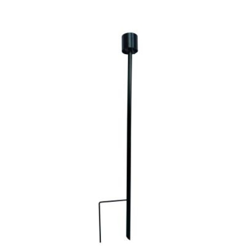 Alpine 30 in. Gazing Globe Metal Stand Stake